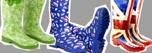 festival fashion wellies