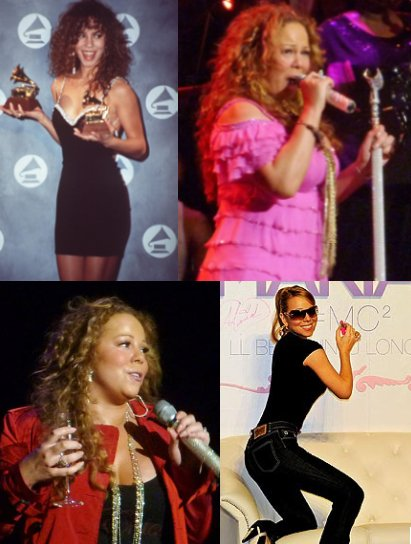 mariah weight