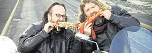 the hairy bikers bears