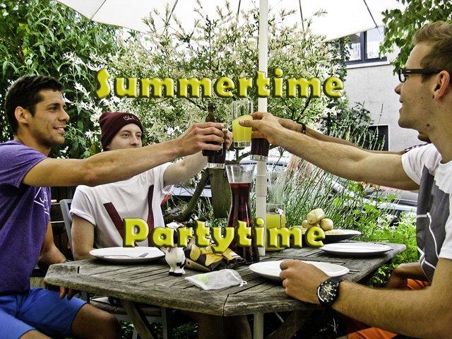 summertime funtime aaron holloway