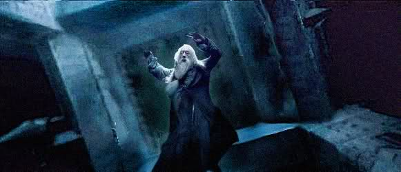 dumbledore death