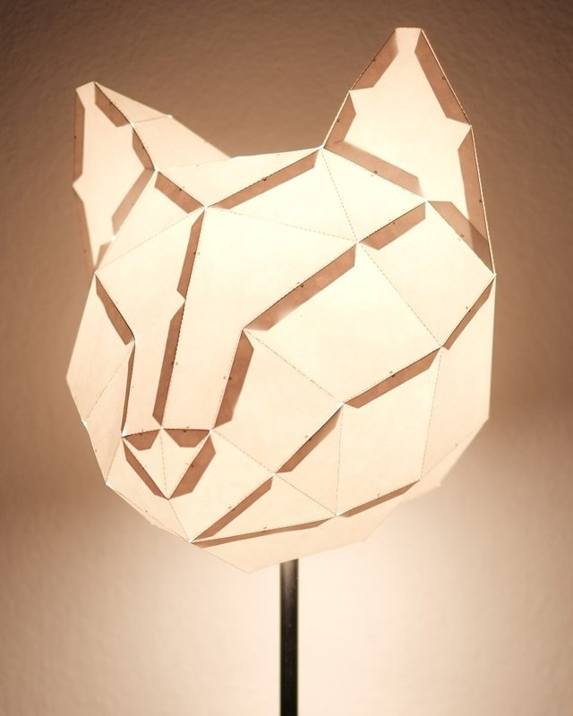 cat lampshades