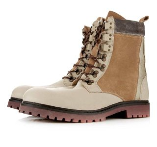 topman hiking boot