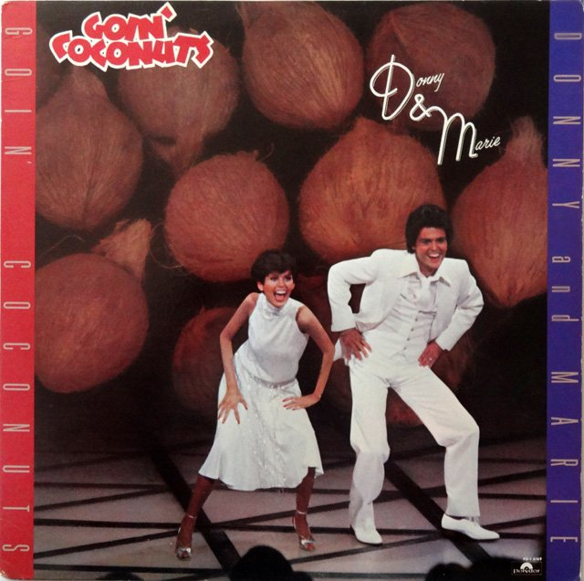 donny and marie going coconuts