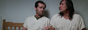 one flew over cuckoos nest mental health