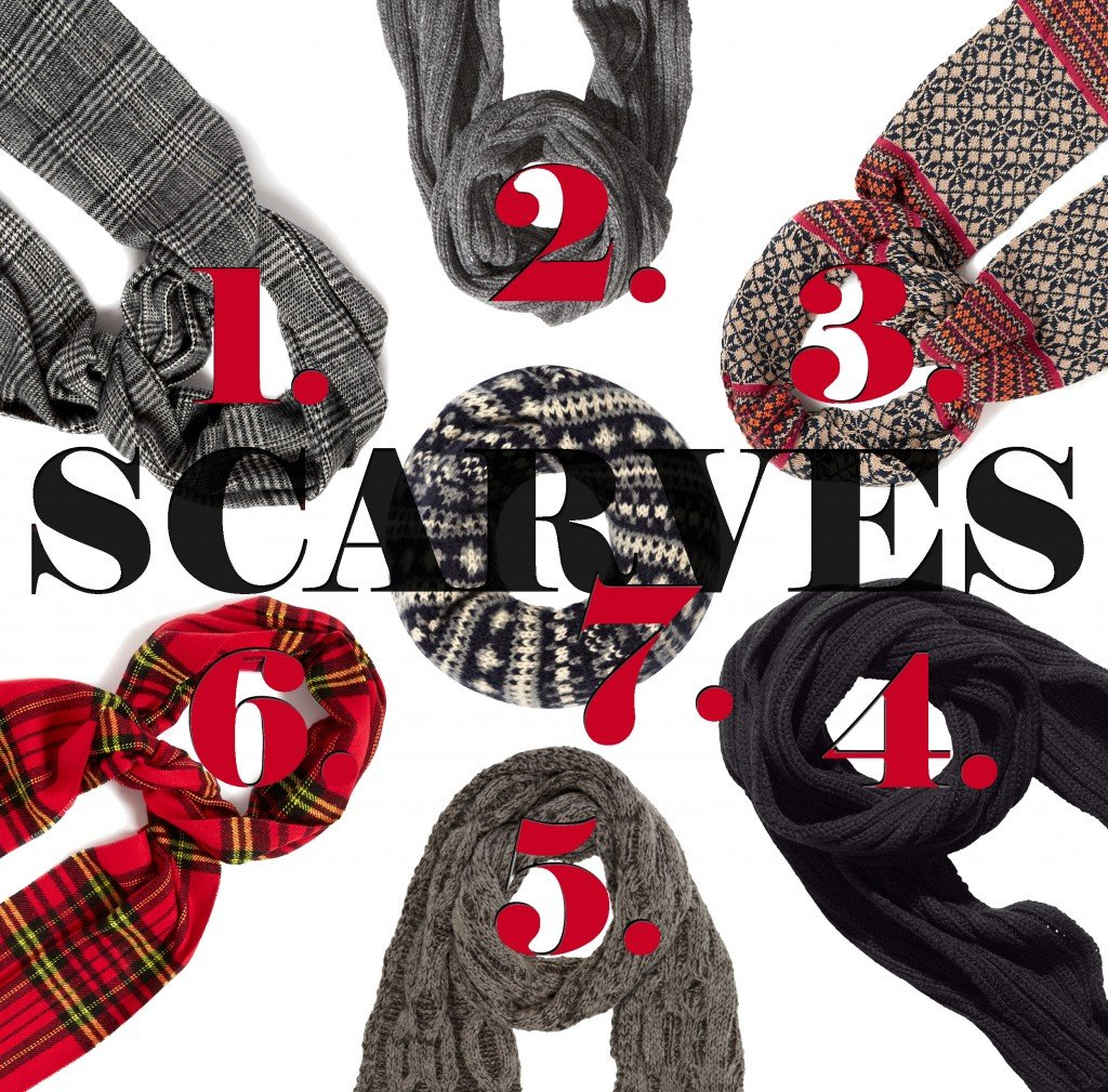 Scarves AW 13 Gay