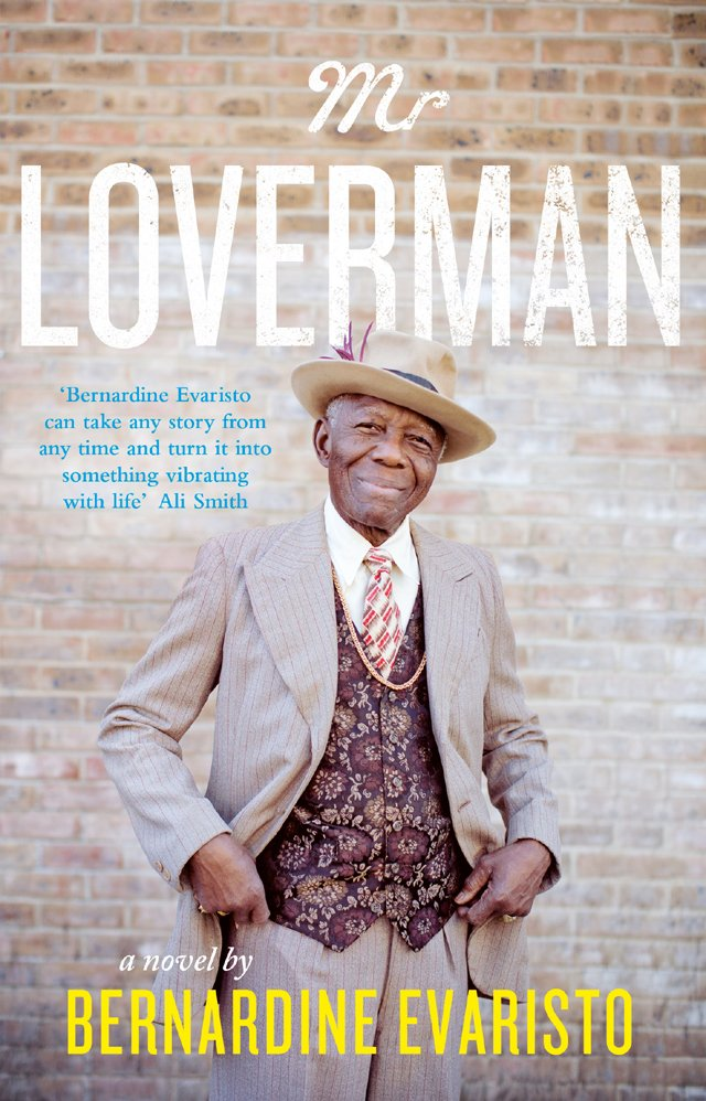 MR LOVERMAN cover with quote