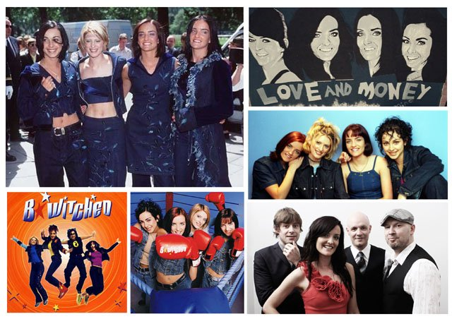 BWITCHED MEMORIES