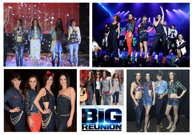 BWITCHED REUNION