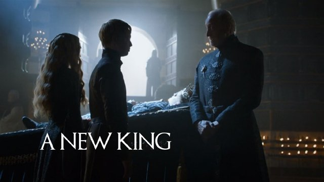 7 - Tywin and Tommen