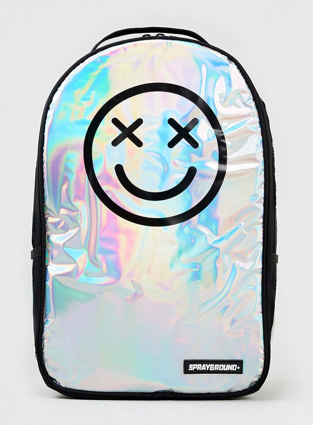 3.HOLOGRAPHIC BACKPACK