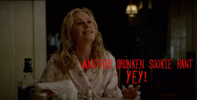 4 Sookie Drunk