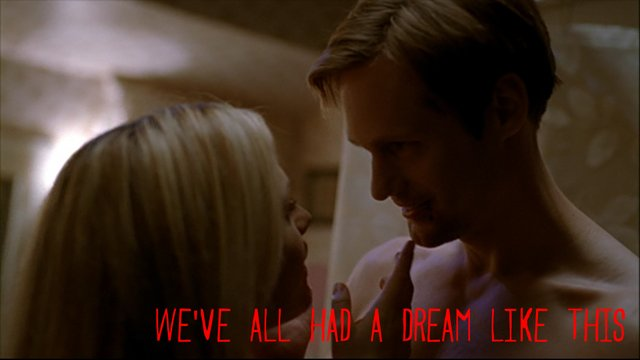 3 - Eric and Sookie