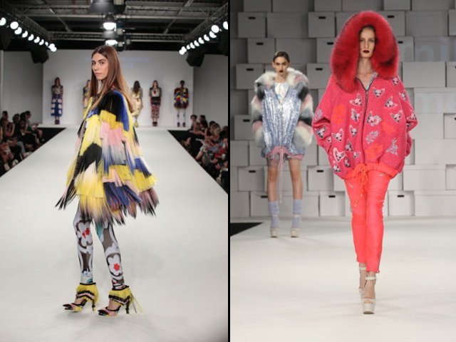Graduate Fashion Week 2014 - University of East London