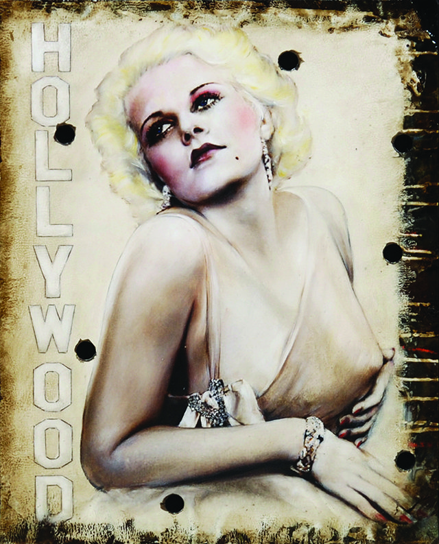 hollywood portrait small