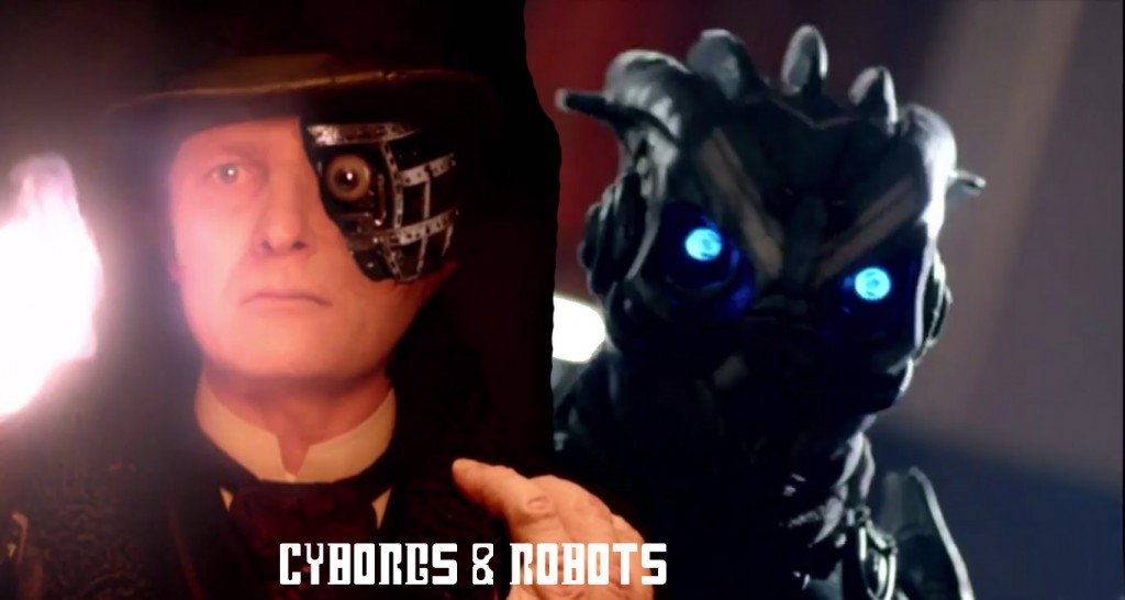 4 - Cyborgs and Robots