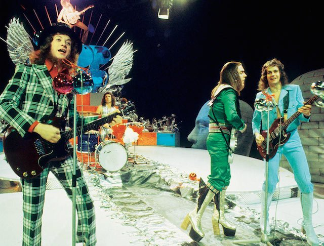 Iconic - Pic 1 Glam Rock