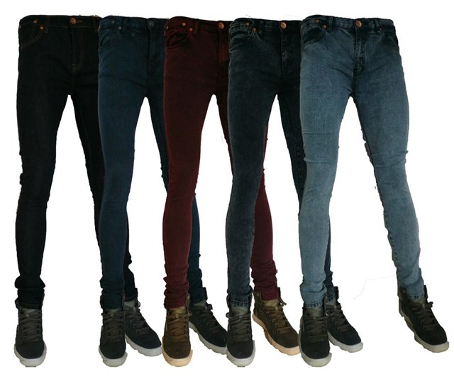Men's Denim - SKINNY JEANS