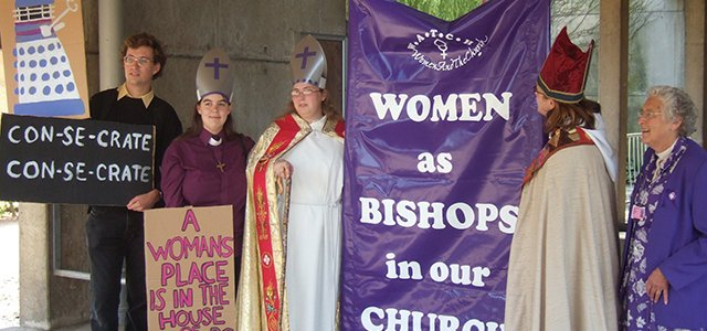women bishops headline