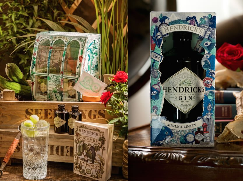 Hendricks Gin_Christmas