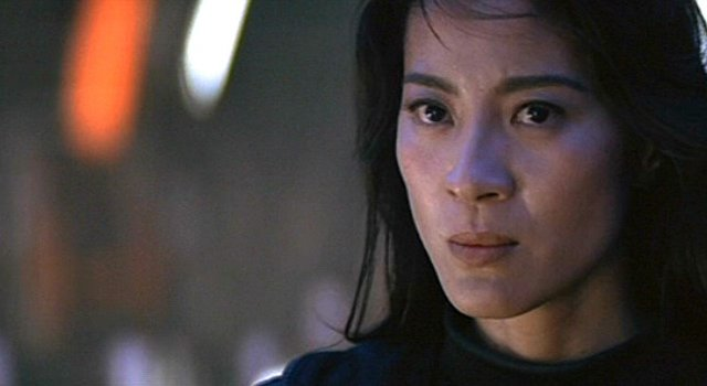 Michelle-Yeoh-as-Wai-Lin-in-Roger-Spottiswoodes-actionadventure-Tomorrow-Never-Dies-also-starring-Pierce-Brosnan-and-Teri-Hatcher-1997-97