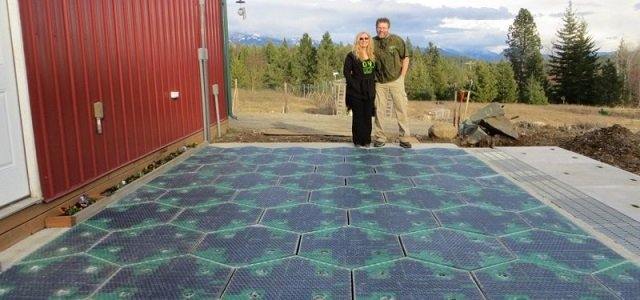 Solar Roadways Protoype II