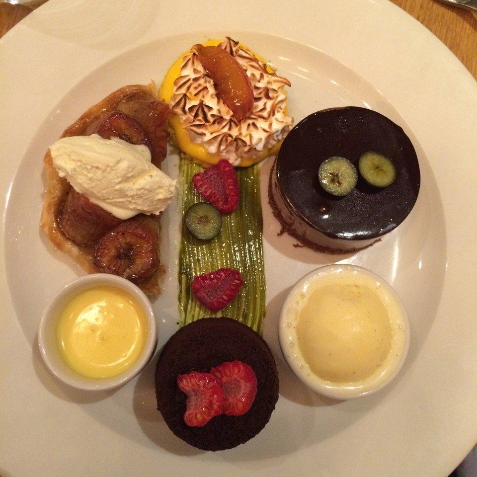 hotel indigo desserts