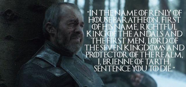 3 - Stannis