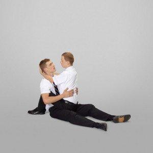 Gay Sex Position - Cowboy