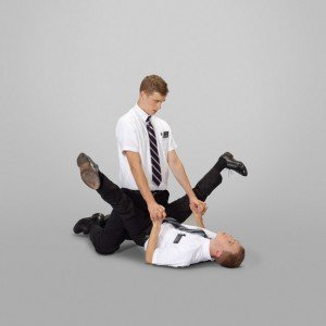 Gay Sex Position - Missionary