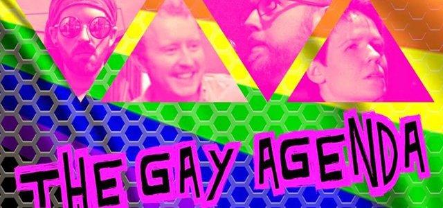 the gay agenda headline