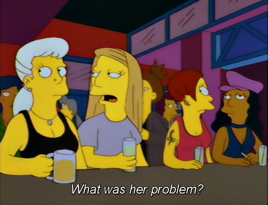 what was her problem