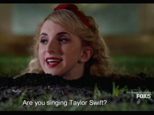 Scream Queens Deaf Taylor Swift