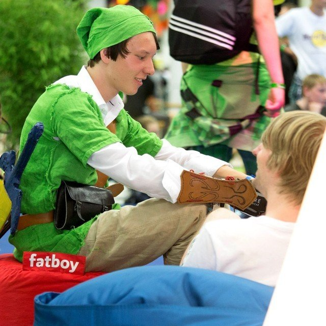 fatboy original game bean bag