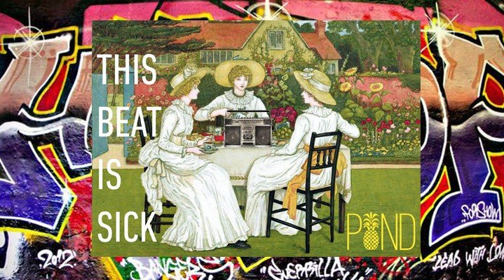 Hip Hop High Tea - POND Dalston