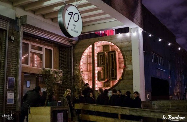 Favourite new places to eat & drink London Number 90 Bar & Kitchen