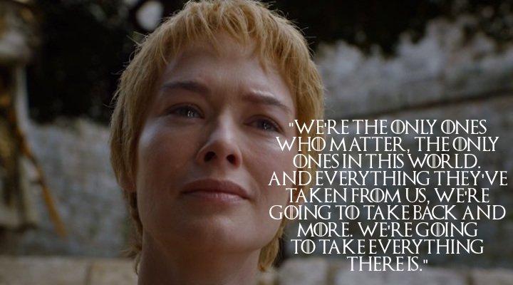 3 - Cersei