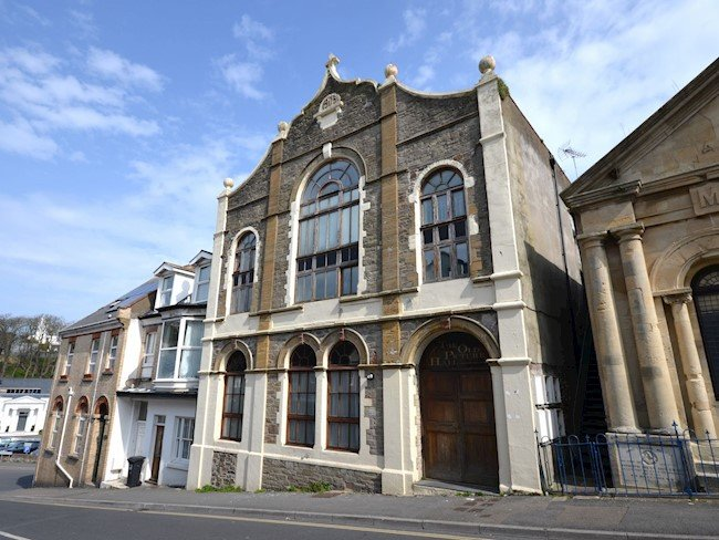 The Old Picture Hall Devon