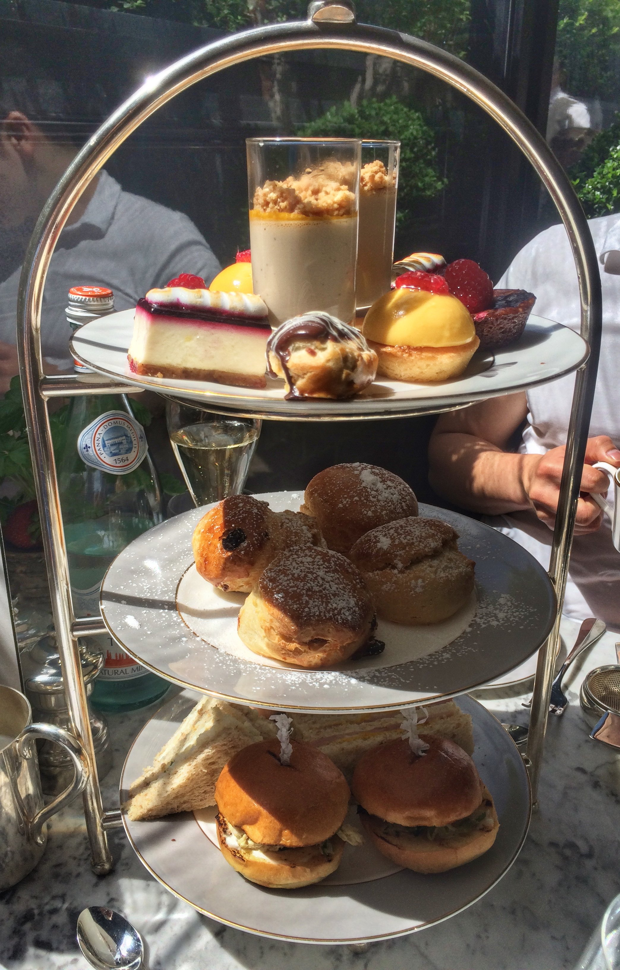 Dalloway Terrace Afternoon Tea