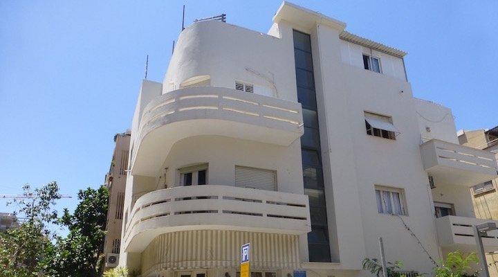 Tel Aviv - Bauhaus architecture