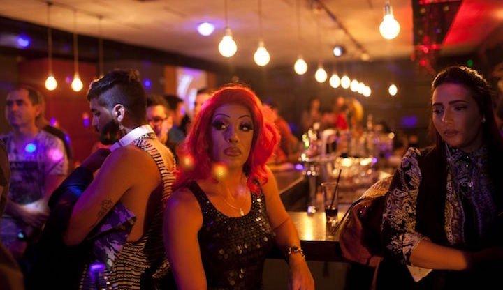 Tel Aviv - Evita gay bar