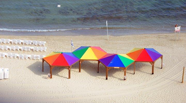 Tel Aviv - Hilton gay beach