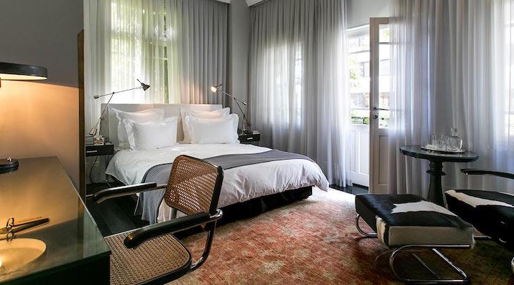 Tel Aviv - Hotel Montefiore