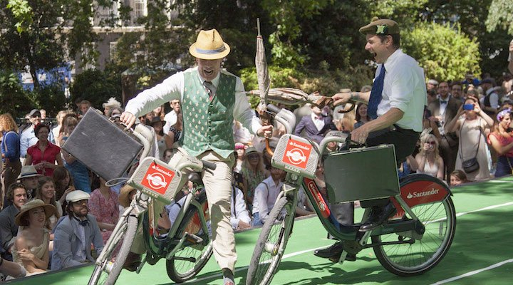 Bourne & Hollingsworth The Chap Olympiad London