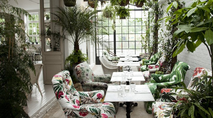 September cocktails in the Capital Bourne and Hollingsworth