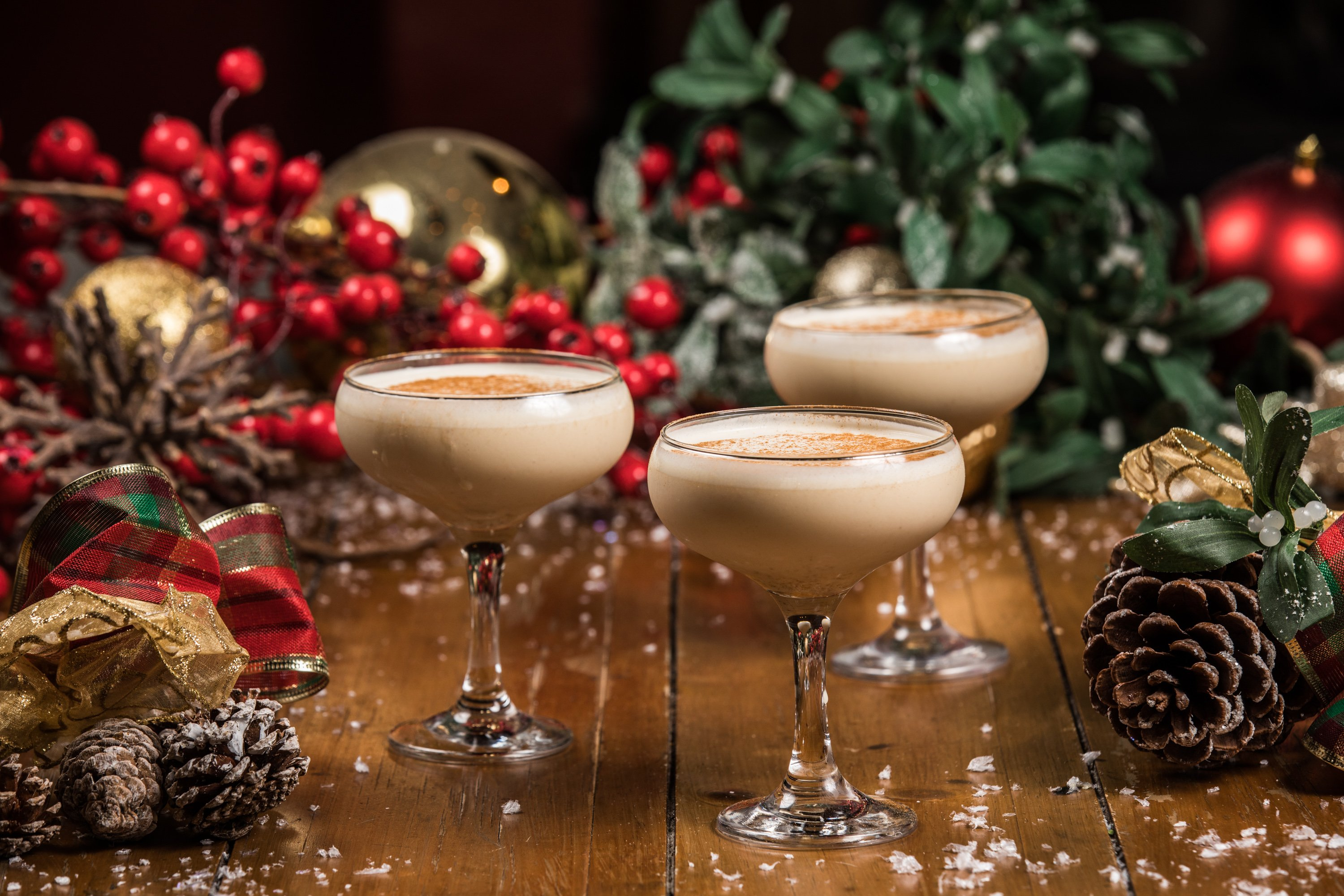 Christmas cocktails | Euro Palace Casino Blog