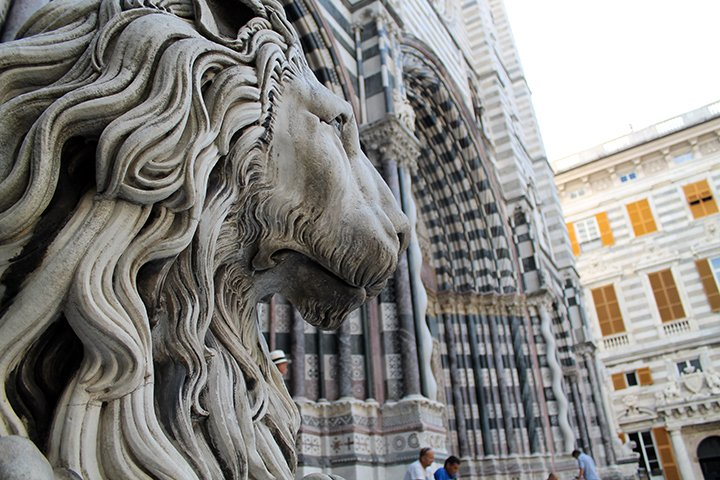 genoa-cathedral-lion