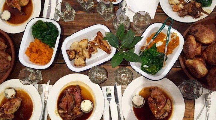 The Jam Tree review Sunday roast