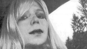 The 12 gays of Christmas Chelsea Manning