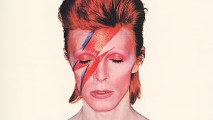 The 12 gays of Christmas David Bowie